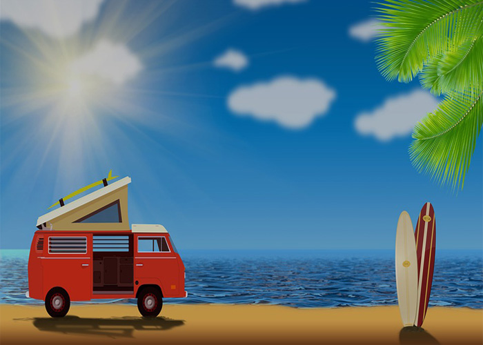 Planning The Ideal Summer Trip...
